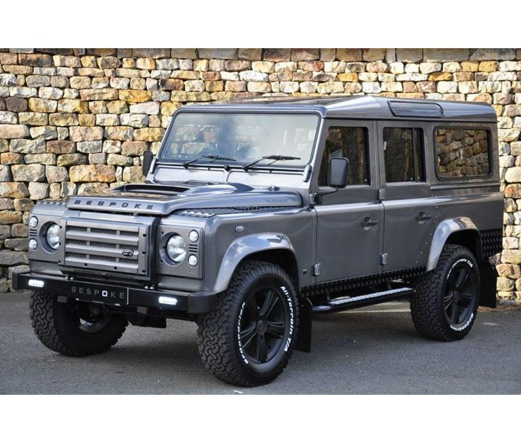 Used Land Rovers For Sale: 17 Best Ideas About Defender 110 For Sale On Pinterest