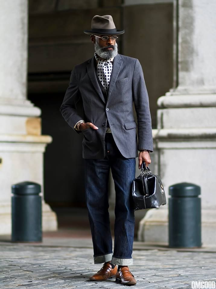 Mr. Kevin Stewart - dressed to kill #style