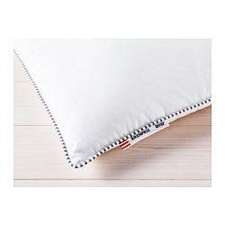 IKEA - ÄRENPRIS, Kissen, fest, 80x80 cm, , Ein gut gefülltes Kissen für alle, die eine festere Unterlage bevorzugen.Pflegeleichtes Synthetikkissen, besonders weich, flauschig und behaglich durch Mikrofaserfüllung.Atmungsaktive Lyocell-Baumwollmischung im Bezug sorgt durch gute Belüftung und Feuchtigkeitsausgleich für angenehmes Schlafklima.Gut geeignet für Stauballergiker, da waschbar bei 60°, einer Temperatur, die Milben abtötet.