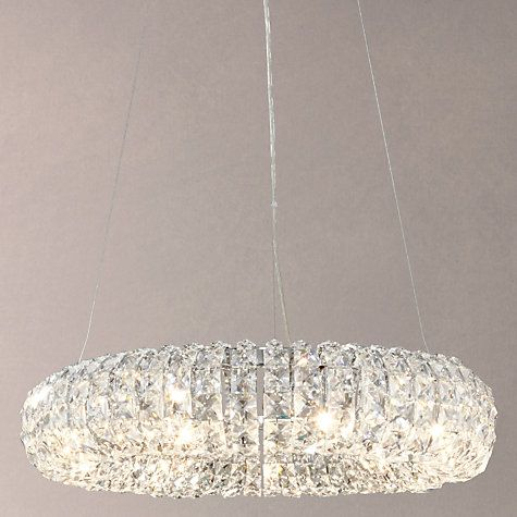 The 58 best lighting images on pinterest ceiling lamps ceiling buy john lewis bangles large crystal pendant clearchrome online at johnlewis aloadofball Images