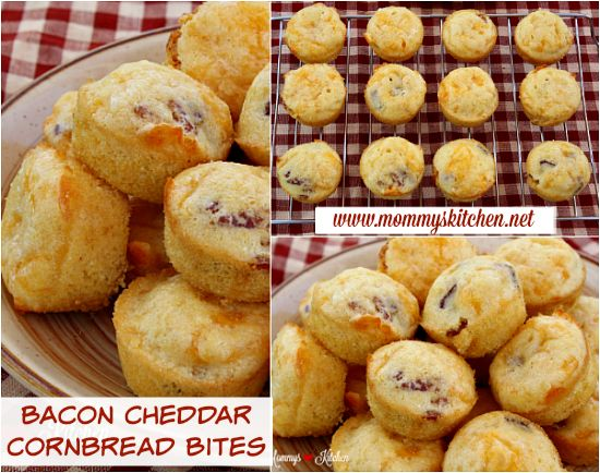 Kitchen - Recipes From my Texas Kitchen!: Bacon Cheddar Cornbread ...