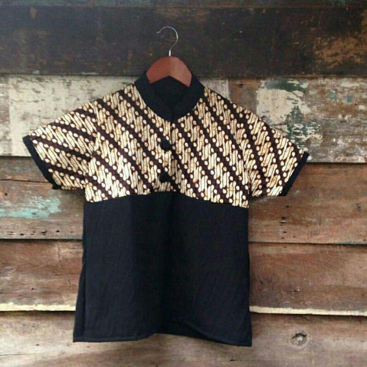• READY STOCK • BLOUSE BATIK KUNING  idr 125,000  bahan batik  size all size fit to XL  Call/WA : 08113348004 FB : houseof naraya FB Page: house of naraya  #houseofnaraya #batik #traditionalbatik
