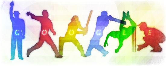 ICC World Cup Google Doodle | www. indiadefends.com #IndiaDefends