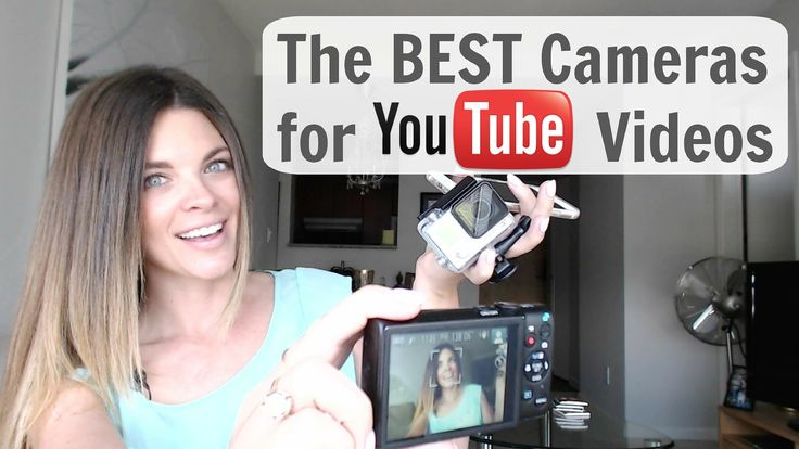 Best Camera for YouTube for Beginners // Whether you're looking for the best point and shoot camera, a web camera, a waterproof camera or a digital camera yo...