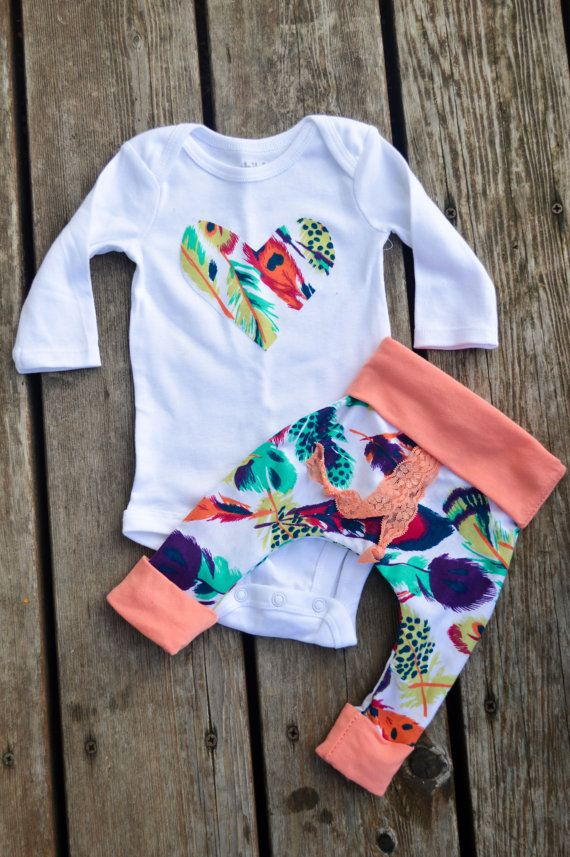 Baby girl aztec outfit harem pants harem pants by BabyUnlimited