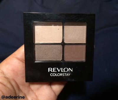 Beginner Beauty Enthusiast: [REVIEW INDONESIA] EYESHADOW REVLON COLOR STAY 16 ...