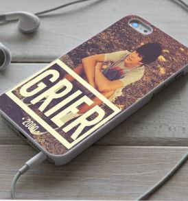 HAYES GRIER 2000 iPhone 4/4S, iPhone 5/5S/5C, iPhone 6 + 6 Plus Case