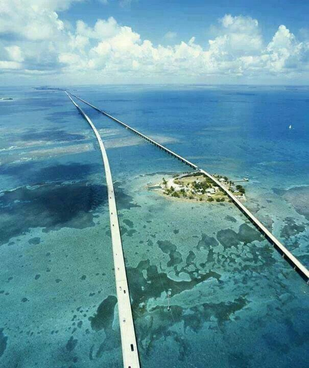 7 Mile Bridge Key West Florida Been There Pinterest Beautiful Key West Florida And Volvo