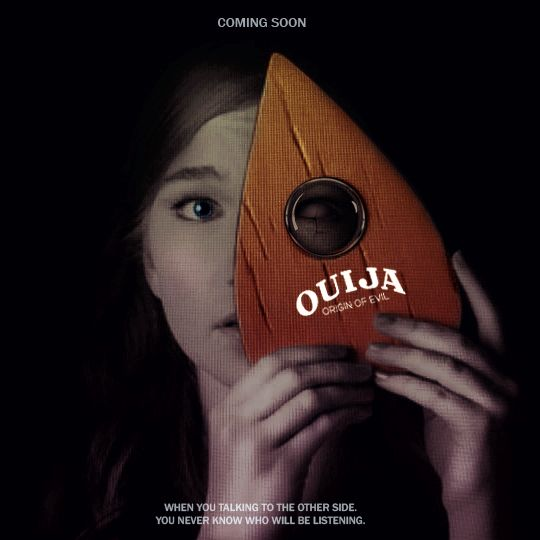 New my design Poster Ouija Origin Of Evil