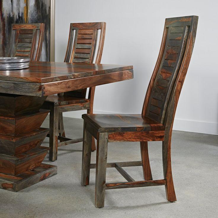 Coast to Coast Clovis High Back Dining Chair - Set of 2 - 93444