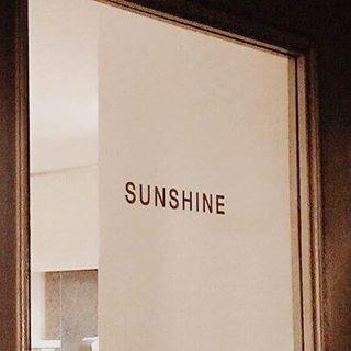 Good morning, sunshine. 🌞