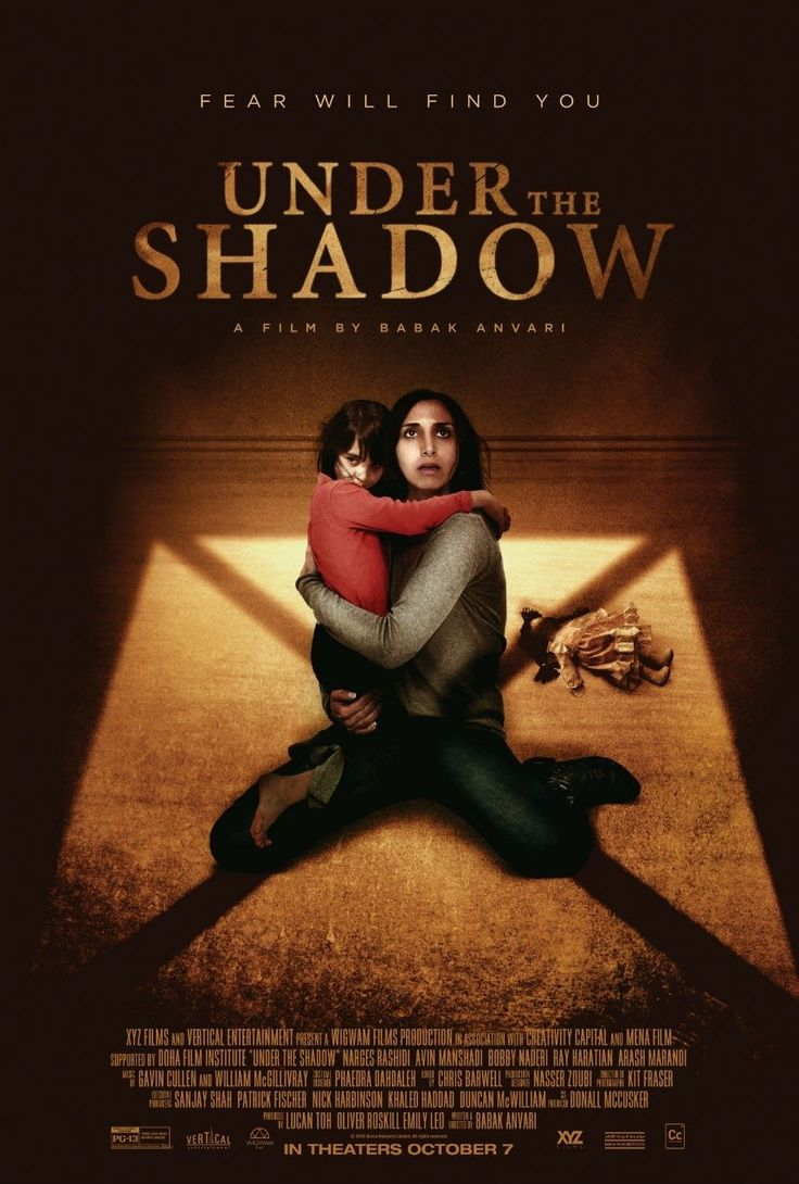 Under the Shadow - Upcoming Horror Movie: Iranian filmmaker Babak Anvari's Under the Shadow (2016) will release in movie… #Movie #Horror