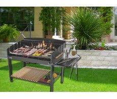 Per i veri fan della grigliata in giardino Un barbecue per ogni cuoco. Sei un vero fan della grigliata o un amante occasionale?  La tua grigliata sarà in giardino o a casa sul balcone?  Scegli il barbecue più adatto, con tutti i suoi accessori.