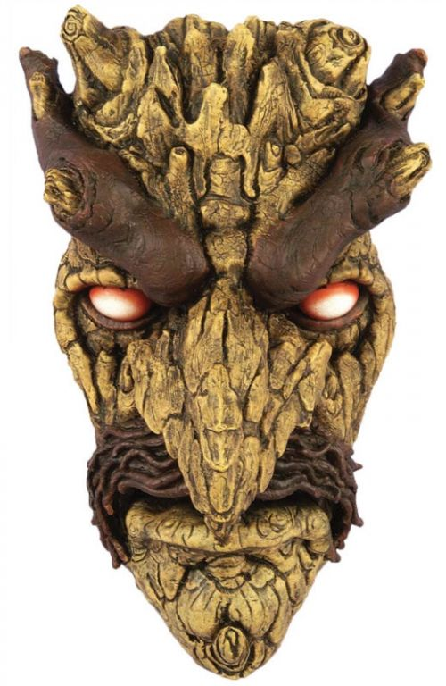talking tree head decoration new for 2013 halloween express