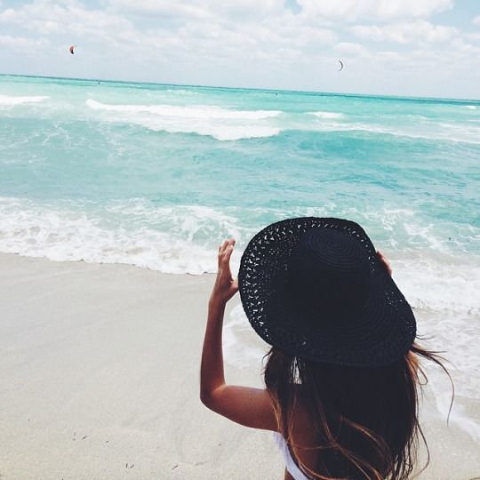 hat ocean fashion trends summer