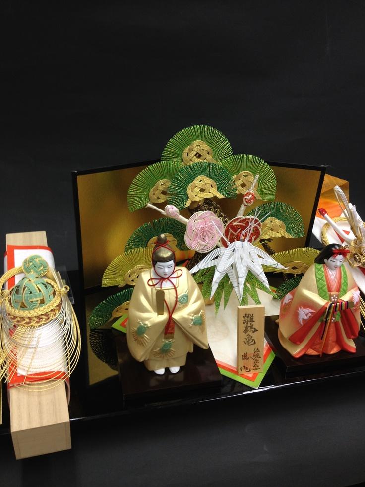 祝雛 ㈲ながさわ結納店 #japan #mizuhik