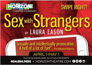 Sex with Strangers: Horizon Theatre Atlanta