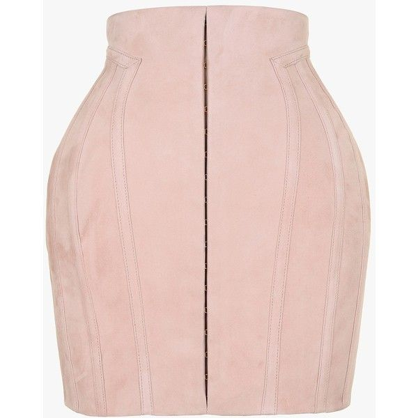 17 beste ideer om Pink Leather Skirt på Pinterest | Stil mote og ...