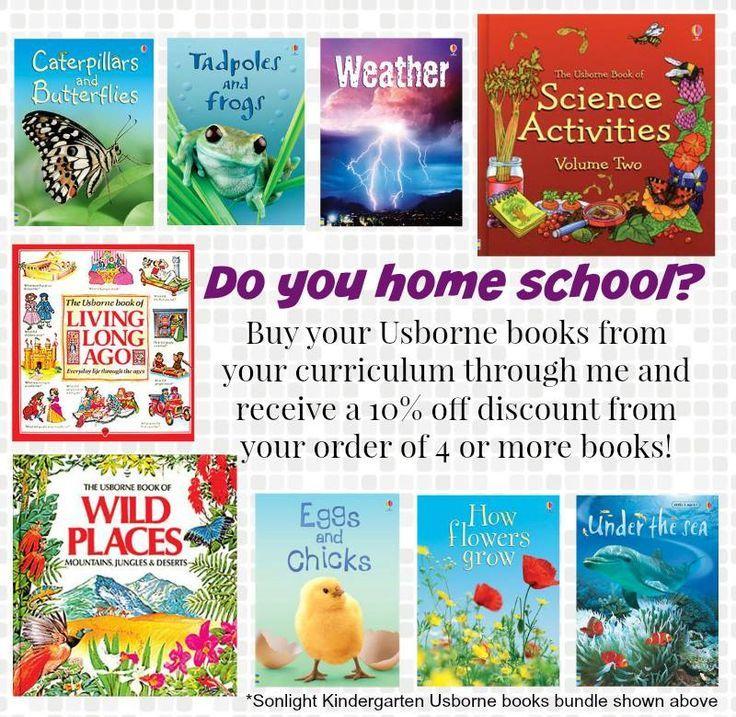 Image result for usborne homeschool flyer Usborne