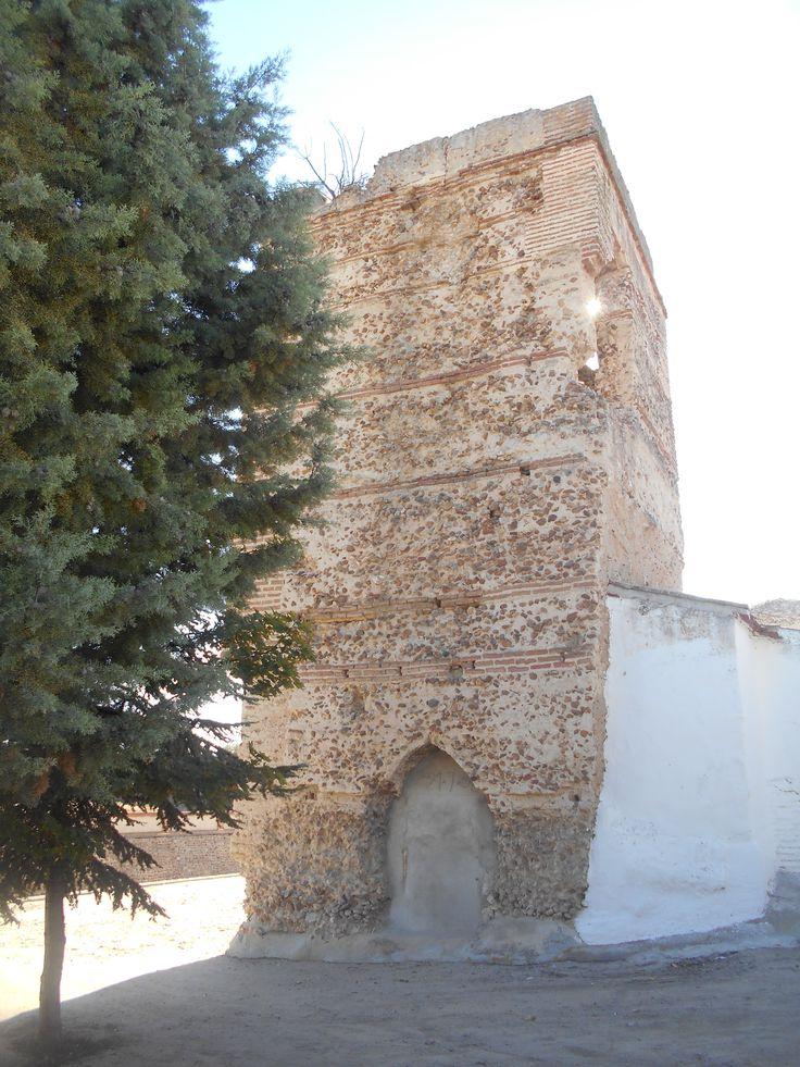 Torre cercana a Puerta de Arévalo.