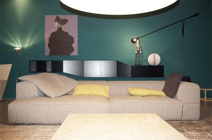 Arflex - Strips sofa design Cini Boeri 1972