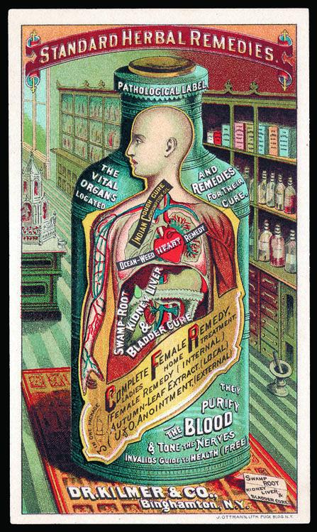 Dr. Kilmer & Co. Standard Herbal Remedies