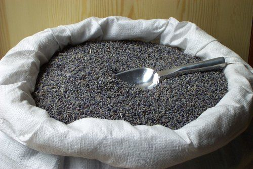 1 tsp Dried Lavender Flowers