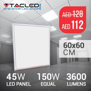#VTAC #LED #Panel lights are Ideal replacement for existing Fluorescent #Ceiling Light with vital retro fit LED Panel where you will benefit significantly by saving on energy. You will also enjoy a brighter environment.
