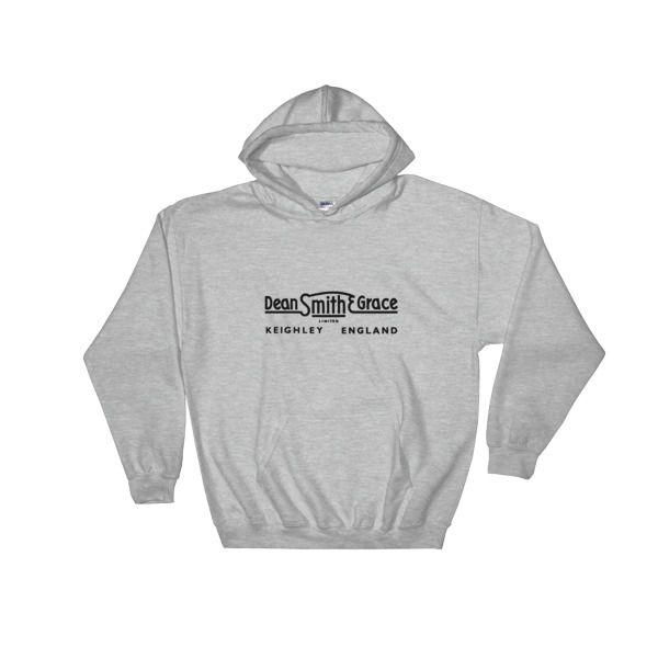 Dean Smith & Grace Metal Lathes Hooded Sweatshirt