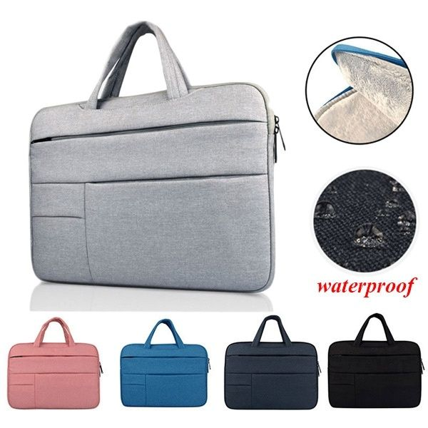 New Fashion Waterproof Felt Notebook Laptop Sleeve Bag Pouch Case for Acer Dell HP Asus Lenovo Macbook Pro Reitina Air Xiaomi