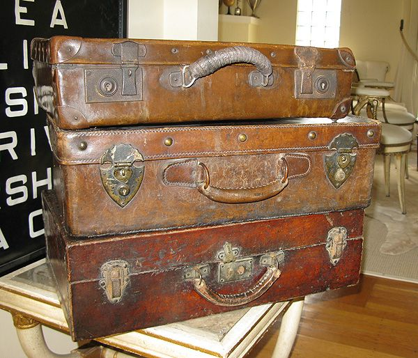136 best Old Suitcases / Luggage Ideas images on Pinterest ...