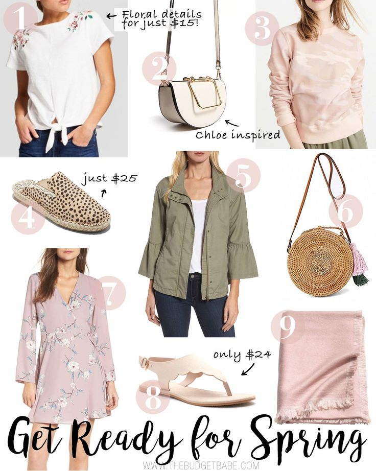 Spring sandals from $24 and more amazing budget fashion finds!