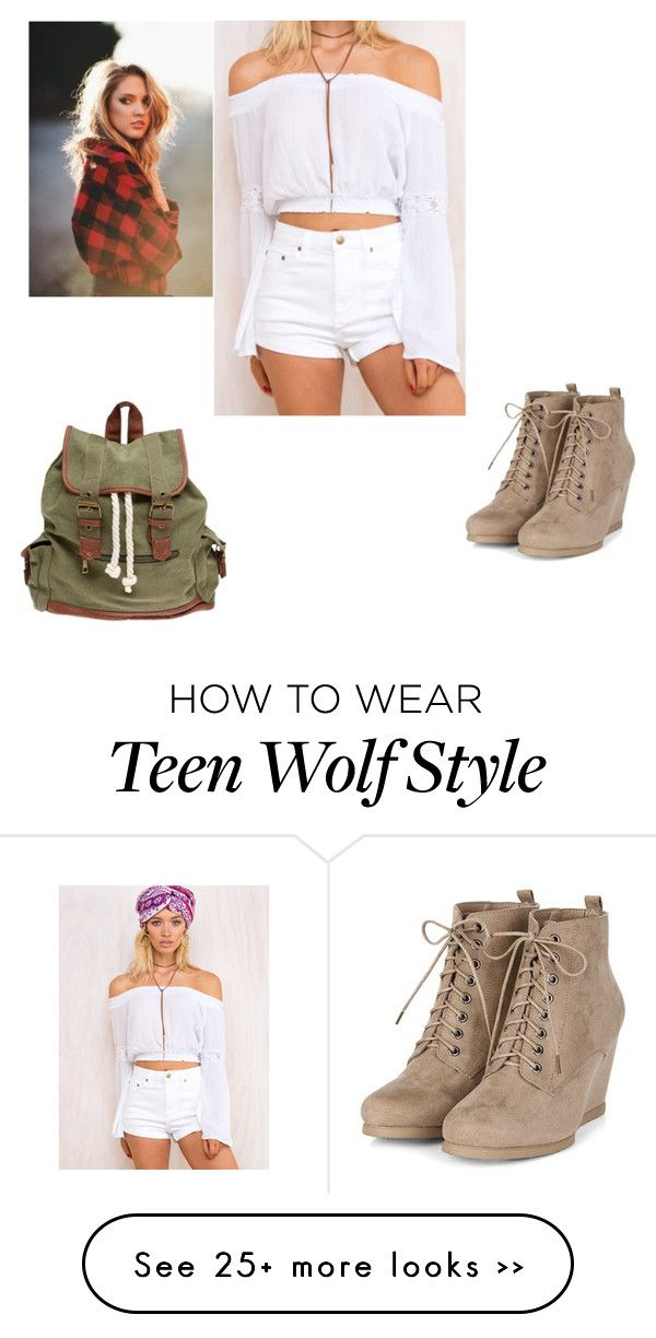 """For Teen Wolf Rolplay!"" by emmettsgirl91 on Polyvore featuring MINKPINK and Wet Seal"