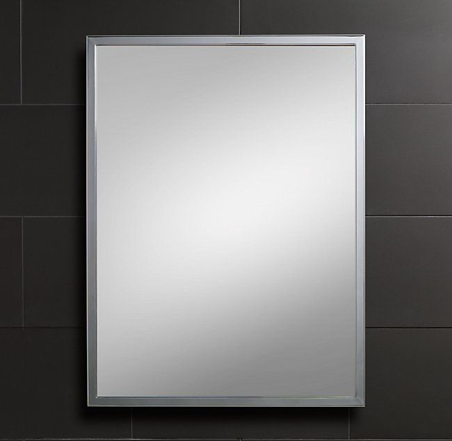 Classic Wall Mirror - 24 x 30 Kids Bath
