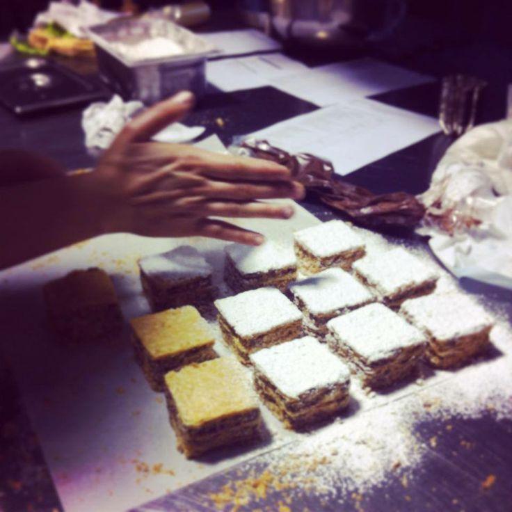 Una spolverata di zucchero a velo e la giornata inizia con #dolcezza! #buongiorno #Roma!