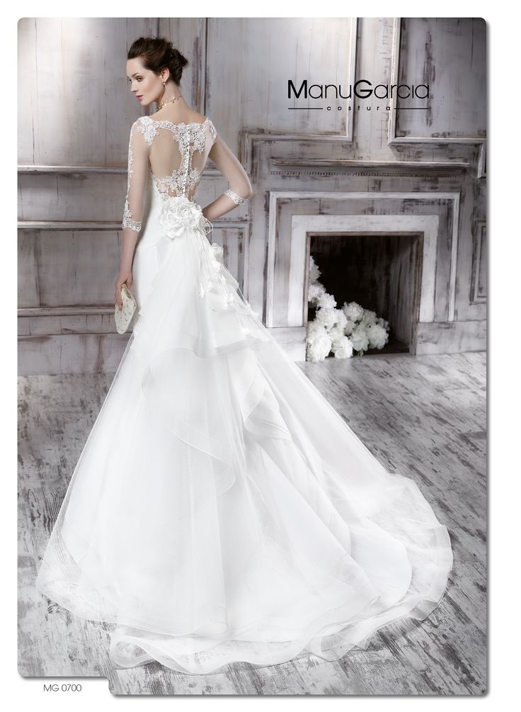 Teрів±ir un vestido blanco