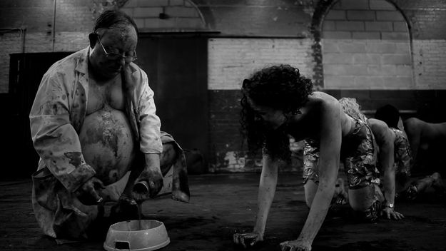 The Human Centipede 2: Full Sequence (2011) | 25 Movies That Will Destroy Your Faith In Humanity
