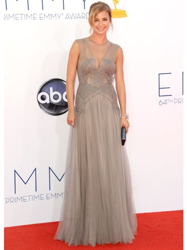 Emily VanCamp Emmys 2012