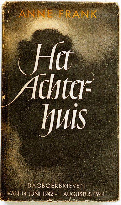 Het dagboek van Anne Frank (eerste druk)