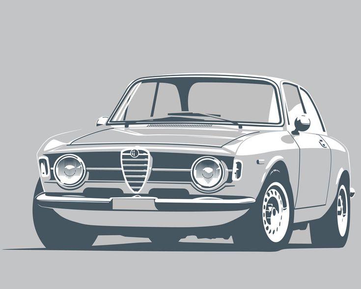 The Curb Shop - Curb Alfa GTA T-Shirt