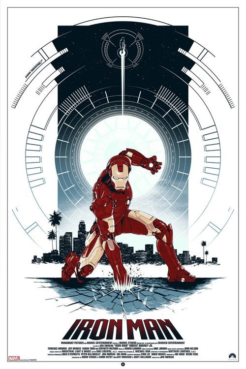 Iron Man Full Movie Online 2008