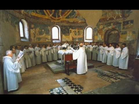 REGINA CAELI LAETARE, Antifona gregoriana, Schola Gregoriana Mediolanens...