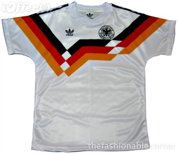 I had a youth team that wore these as well. Kind of awesome. Best German shirt ever as well.