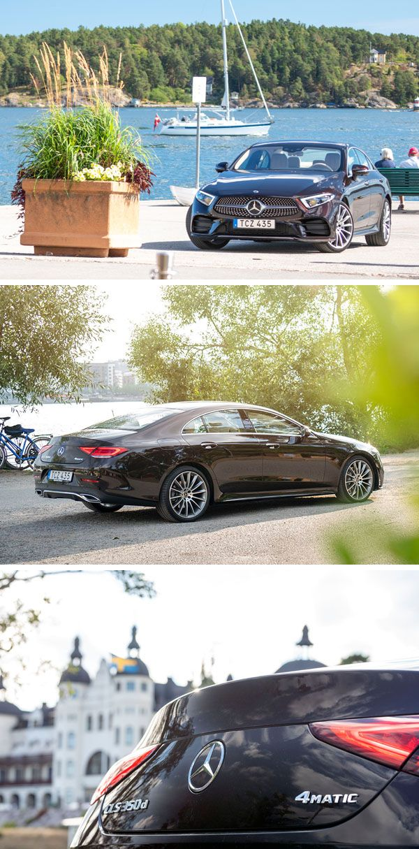 The New Cls Third Generation Of The Original Mercedes Benz