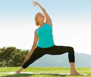 Yoga Poses for Weight Loss and a Flat Belly | Fitbie