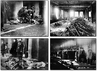 Triangle Shirtwaist Fire Pictures