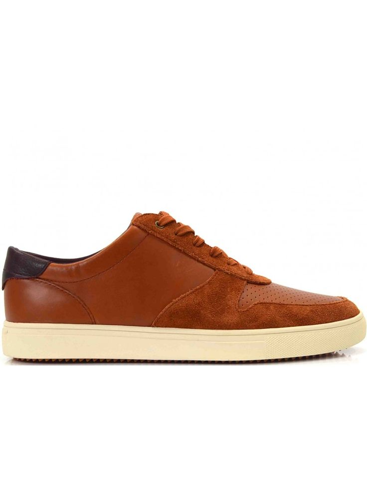 CLAE GREGORY SP HEREN SCHOENEN - COGNAC CURRY | FW15