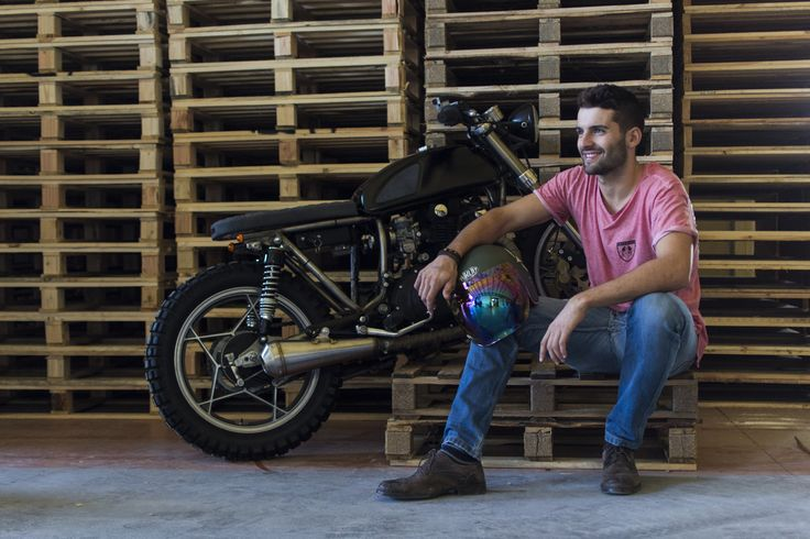 Suzuki GSX by Entrophymotorbike #caferacer #custom #motos #suzuki