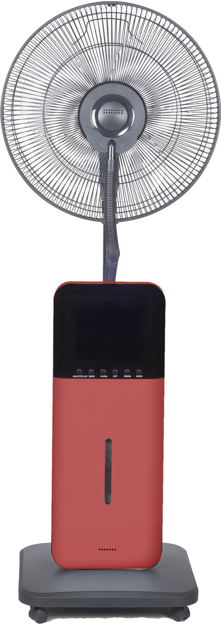 CoolZone Ultrasonic Dry Misting Fan with Bluetooth Technology SUNHEAT CZ500