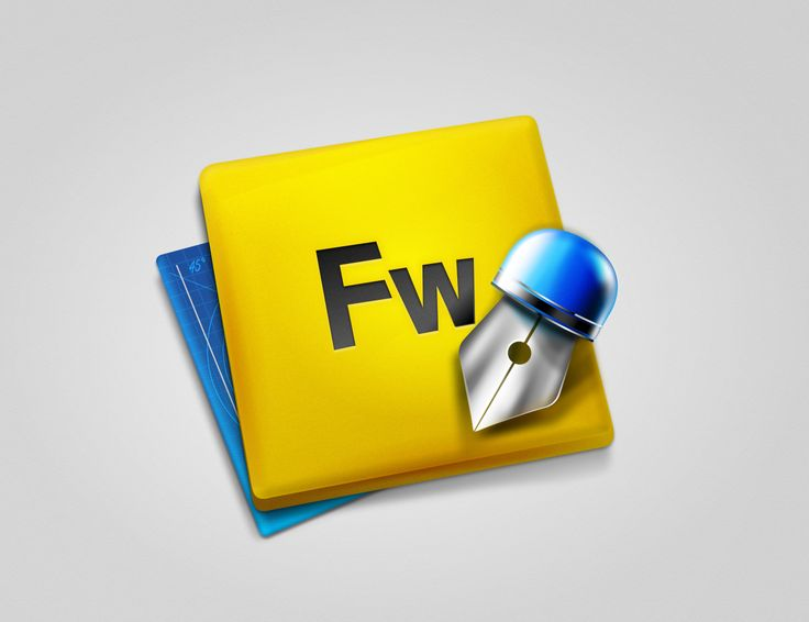 Fireworks Software Icon